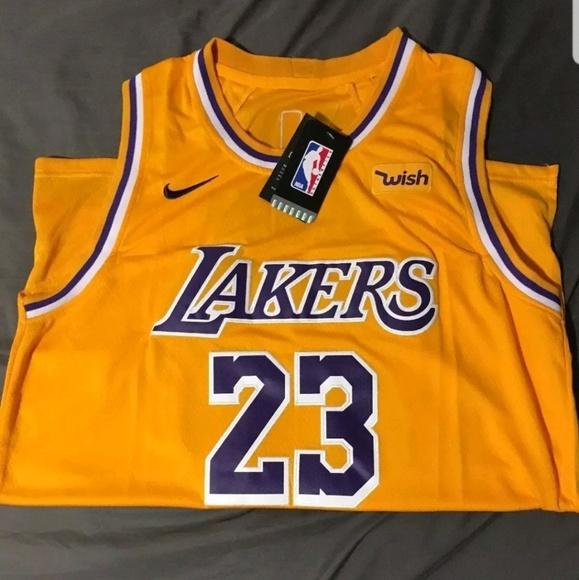 8ea72f05c73 Nike Other | Lebron James Lakers Jersey | Poshmark